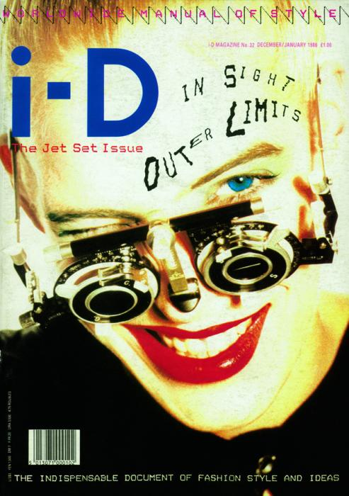 i-D 032 The Jet Set Issue
