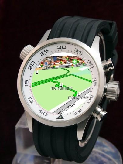 → iRaiment Smartwatch Cybergraph Cybertimer Design